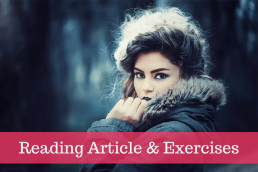 Reading Article in English with exercises imageReading Article in English with exercises image