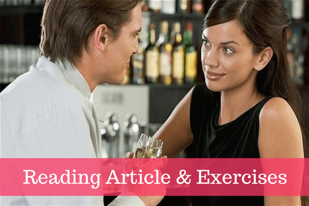 Reading Articles in English | 10 Classic Chat Up Lines in English