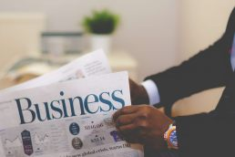 Business English newspaper